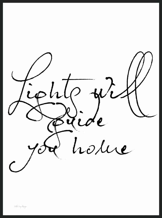 Light´s will guide you home